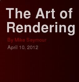artOfRendering