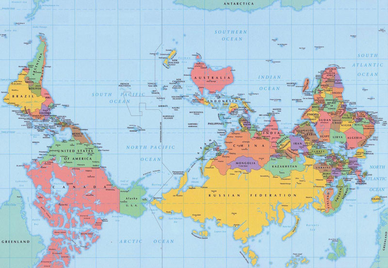 map-of-world-upside-down-south-pole-on-top
