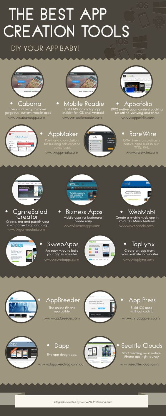 top-DIY-creation-tools-infographics